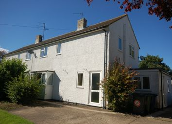 Thumbnail 3 bedroom semi-detached house to rent in Brewery Road, Pampisford, Cambridge