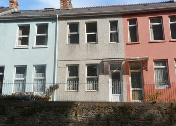 Thumbnail 2 bedroom terraced house for sale in Lanhydrock Road, Plymouth