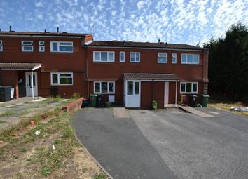 3 bed terraced house for sale in Armstrong Close, Stourbridge DY8