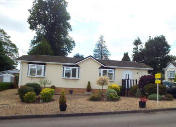 Thumbnail 2 bed mobile/park home for sale in Lodge Park, Ranksborough Hall, Langham, Rutland