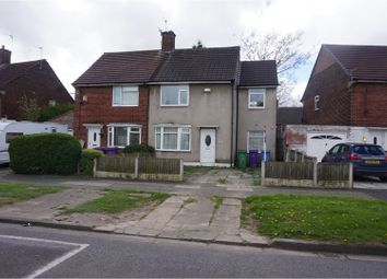 Thumbnail 3 bedroom semi-detached house for sale in East Millwood Road, Liverpool