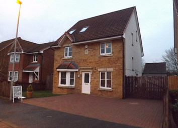 Thumbnail 5 bed detached house to rent in Dunnock Place, Coatbridge, North Lanarkshire, 4Us