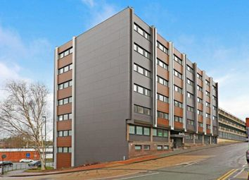 Thumbnail 1 bed flat for sale in Keele House, The Midway, Newcastle