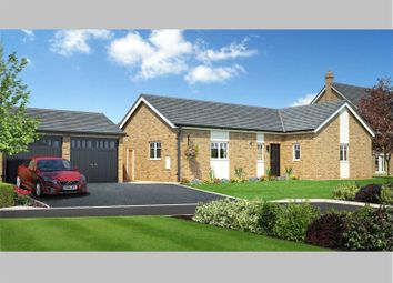 Thumbnail 3 bed bungalow for sale in Chirk Road, Henlle, Oswestry, Shropshire