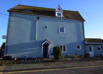 Thumbnail 2 bed flat for sale in Western Road, Pevensey Bay
