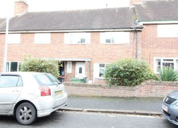 Thumbnail 3 bed terraced house to rent in Mansell Road, Wellington, Telford