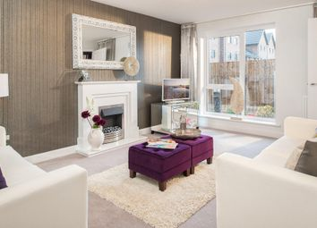 """Thumbnail 4 bedroom detached house for sale in """"Kington"""" at Kergilliack Road, Falmouth"""