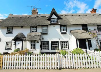 Thumbnail 3 bed cottage for sale in High Road, North Stifford, Grays