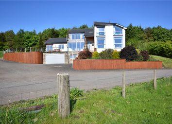 Thumbnail 4 bedroom detached house for sale in Newfargie, Glenfarg, Perthshire