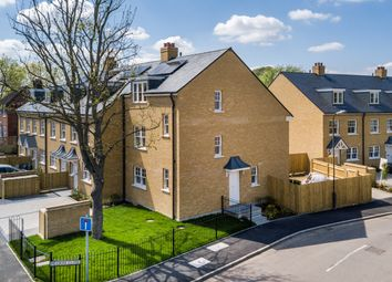 Thumbnail 4 bed town house for sale in Canterbury Road, Morden