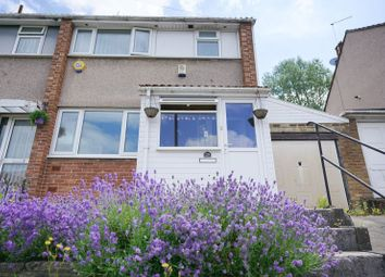 Thumbnail 4 bedroom end terrace house for sale in Glyn Vale, Knowle, Bristol