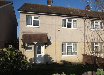 Thumbnail 3 bed semi-detached house for sale in Linby Avenue, Mansfield, Nottinghamshire