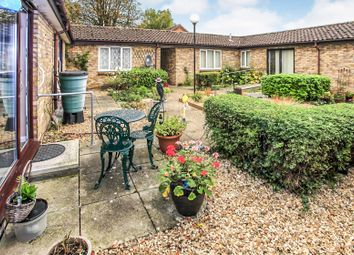 Thumbnail 2 bedroom terraced bungalow for sale in Kimbolton Court, Peterborough