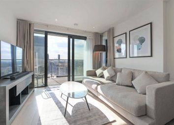 Thumbnail 1 bedroom flat for sale in Horizons Tower, Yabsley Street