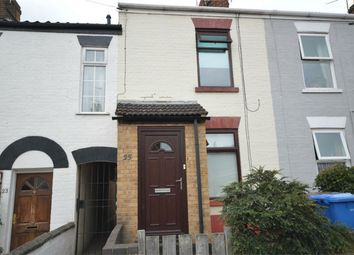 Thumbnail 2 bedroom terraced house for sale in Rackham Road, Norwich