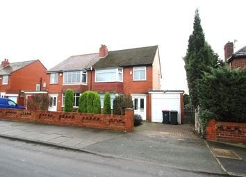 Thumbnail 3 bedroom semi-detached house to rent in Mesne Lea Road, Worsley, Manchester