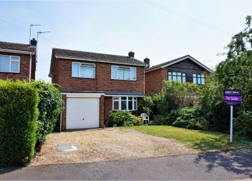Thumbnail 4 bed detached house for sale in Megs Close, Bluntisham