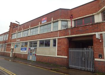 Thumbnail Industrial to let in Bedford Street South, Leicester