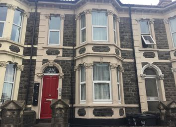 Thumbnail 1 bed flat to rent in Clouds Hill Road, Bristol