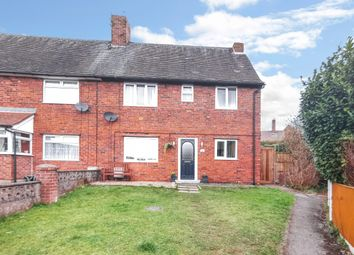 Thumbnail 3 bed end terrace house for sale in South Avenue, Rainworth, Mansfield
