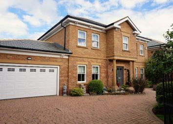 Thumbnail 5 bed detached house for sale in Hardhorn Road, Poulton-Le-Fylde