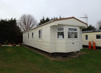 Thumbnail 2 bed mobile/park home for sale in Breydon Waters, Butt Lane, Burgh Castle