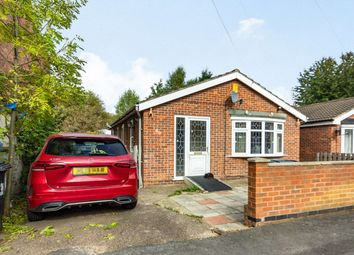 Thumbnail 2 bed detached bungalow for sale in Mill Street, Ilkeston