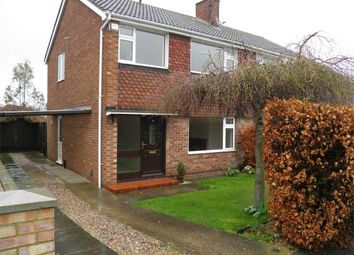 Thumbnail 3 bed detached house to rent in Churchill Road, Stamford, Lincolnshire
