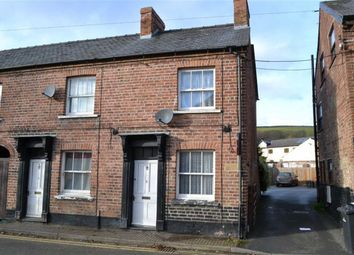 Thumbnail 1 bed end terrace house for sale in 8, Old Church Street, Newtown, Powys
