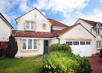 Thumbnail 4 bed detached house for sale in St. Martin Avenue, Strathmartine, Dundee