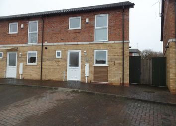 Thumbnail 3 bed town house to rent in Woburn Avenue, Lincoln
