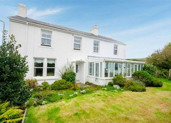 Thumbnail 6 bed detached house for sale in Main Street, Silecroft, Millom, Cumbria