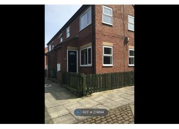 Thumbnail 2 bed flat to rent in John Street, Blyth