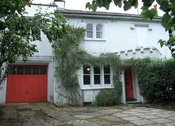Thumbnail 4 bed cottage for sale in High Street, Bushey
