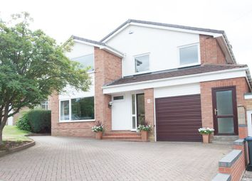 Thumbnail 4 bed detached house for sale in Vales Close, Walmley, Sutton Coldfield