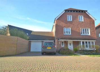 Thumbnail 5 bed detached house for sale in The Acres, Horley