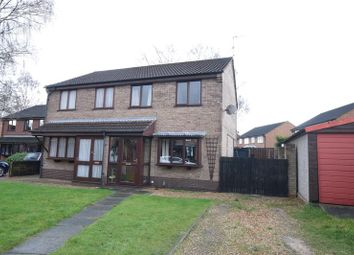 Thumbnail 3 bed semi-detached house for sale in Kelstern Close, Doddington Park, Lincoln