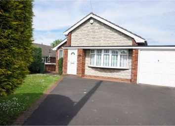 Thumbnail 3 bed detached bungalow for sale in St. Georges Road, Donnington Telford