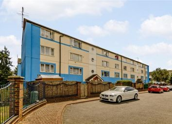 Thumbnail 2 bed flat for sale in Harlech Gardens, Heston