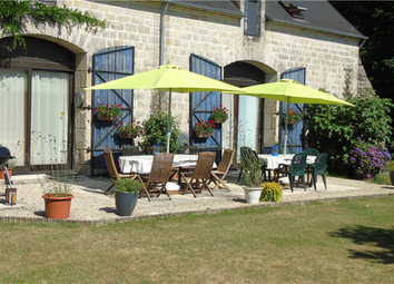 Thumbnail 7 bed barn conversion for sale in Melrand, Morbihan, Brittany, France