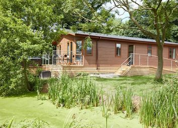Thumbnail 3 bedroom lodge for sale in Waveney River Centre, Burgh St Peter