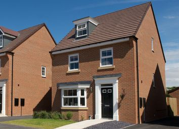 """Thumbnail 4 bedroom detached house for sale in """"Bayswater"""" at Ackworth Road, Pontefract"""