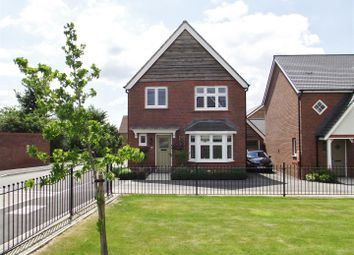 Thumbnail 3 bed detached house for sale in York Road, Calne