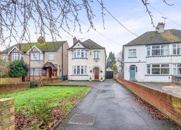 Thumbnail 3 bedroom detached house for sale in Park Avenue, Sittingbourne, Kent