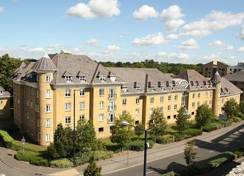 Thumbnail 2 bed flat for sale in Century Court, Horsell, Woking