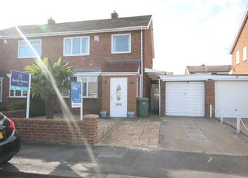 3 bed semi-detached house for sale in Leyburn Grove, Stockton-On-Tees TS18