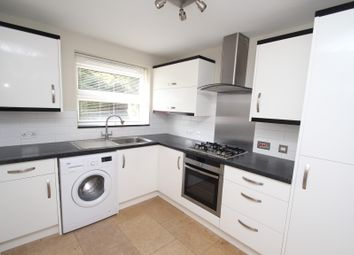 Thumbnail 1 bed flat to rent in Oakley, Hampshire