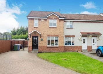 Thumbnail 3 bedroom end terrace house for sale in Macarthur Wynd, Cambuslang, Glasgow