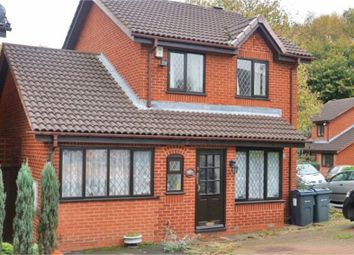 Thumbnail 3 bed detached house for sale in Dacer Close, Birmingham, West Midlands