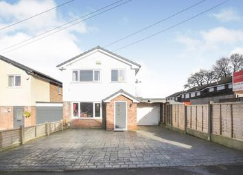 3 bed link-detached house for sale in Wren Close, Offerton, Stockport, Cheshire SK2